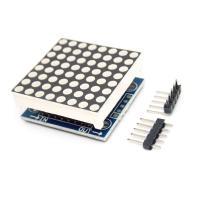 MAX7219 светодиодная LED матрица 8x8 TZT