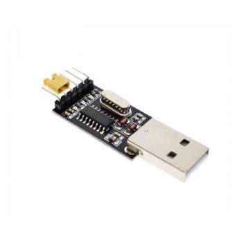 TZT Преобразователь USB UART TTL на CH340G