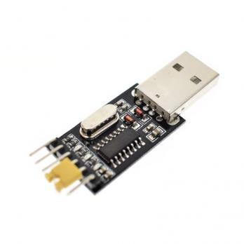 Преобразователь USB UART TTL на CH340 TZT