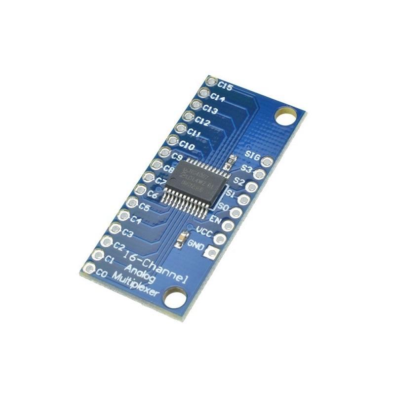 TZT CD74HC4067 коммутатор на 16 каналов TZT