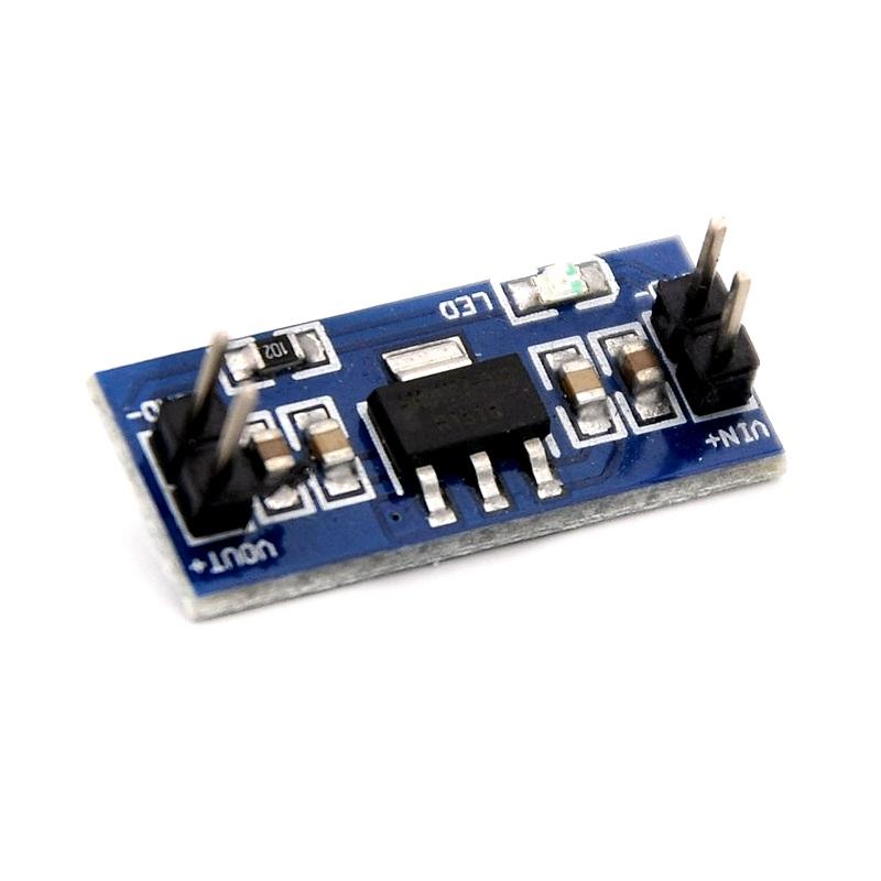 StepDown AMS1117 3.3V DC-DC понижающий преобразователь питания StepDown