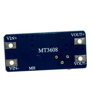 BOOST MT3608 DC-DC повышающий регулируемый преобразователь питания