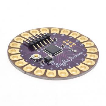 Контроллер LilyPad Arduino compatible ATMEGA328P Tenstar Robot