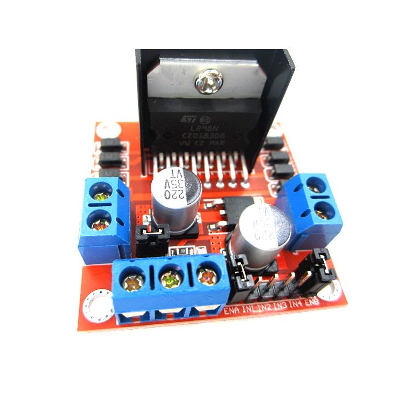 STM Драйвер мотора L298N STM