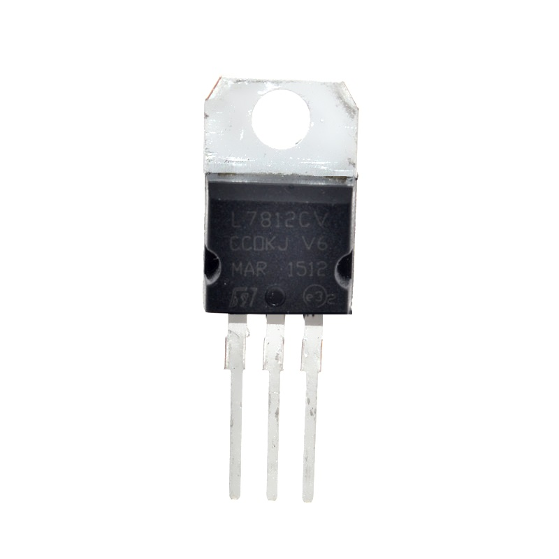 STM Стабилизатор напряжения LM7812 (12В, 1.5А)