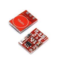 TONTEK Датчик касания TTP223 (сенсорная кнопка) TONTEK