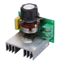 StepDown Диммер 220 Вольт 3800 Ватт (симисторный регулятор мощности напряжения) StepDown