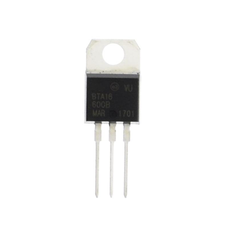 TRIAC Симистор TRIAC BTA16-600B 16A 600V