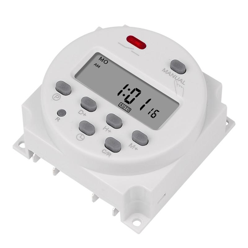 Sinotimer TM-618N-2 реле времени недельное 220 Вольт 16 Ампер
