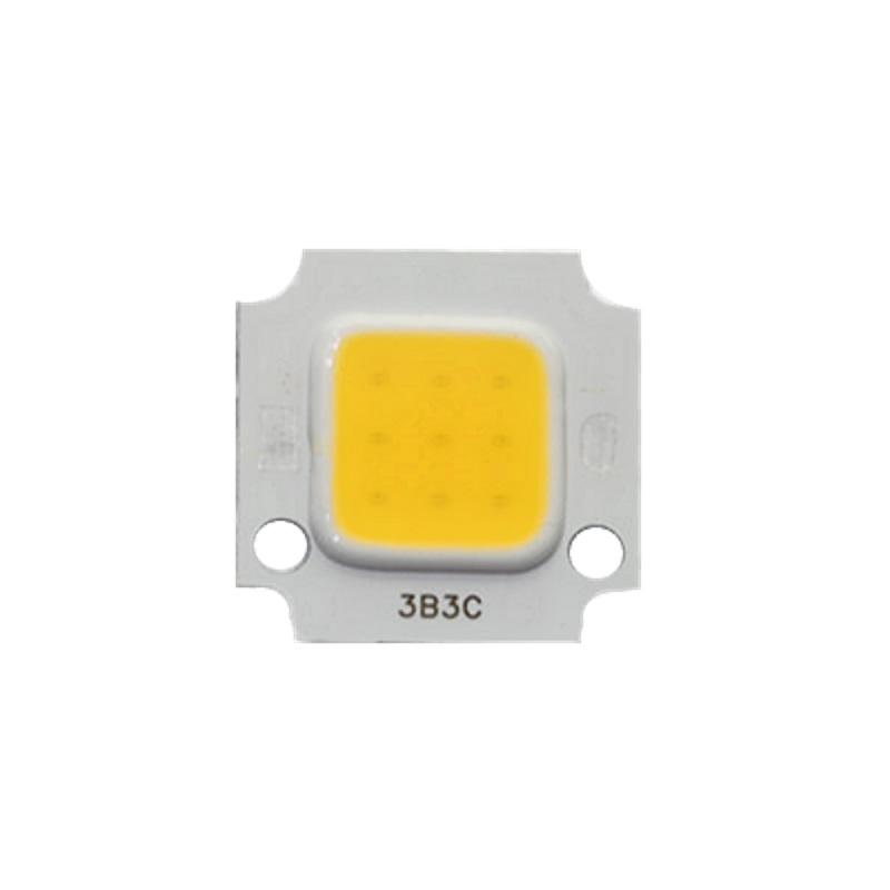 PCB Светодиод высокой мощности 10Вт 12В белый 6000-6500К PCB