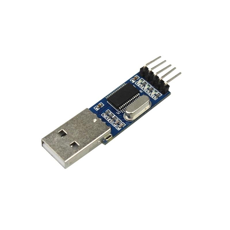 TZT Преобразователь USB UART TTL на PL2303HX