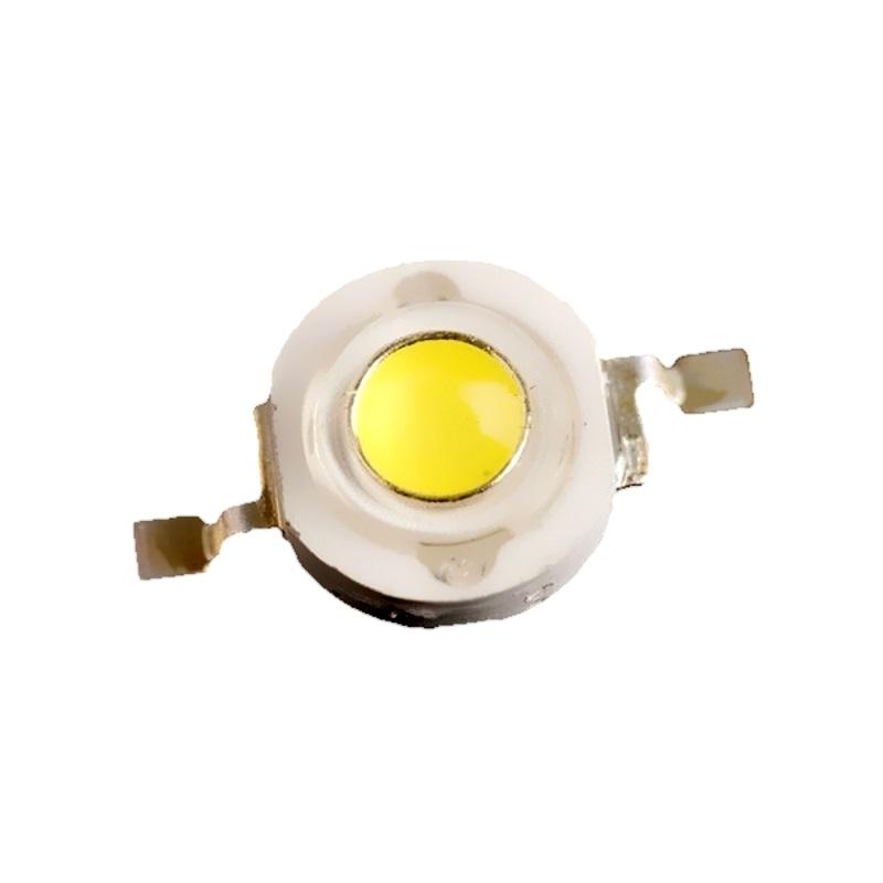 MCIGICM Светодиод высокой мощности 3Вт 3.3В 6мм белый 6000-6500К