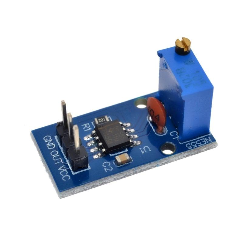 TZT Модуль NE555 простой генератор импульсов TZT