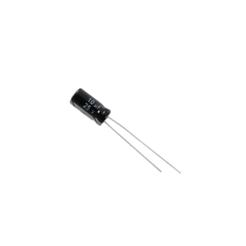 VENT Конденсатор 10 мкФ 25 В (электролитический)