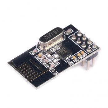 Радио модуль NRF24L01+  2.4 GHz NORDIC
