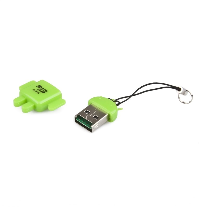 COMBO Картридер MicroSD-USB ANDROID COMBO