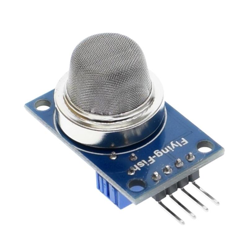MEGA Technology Датчик газа MQ-2 (углеводородные газы, дым)