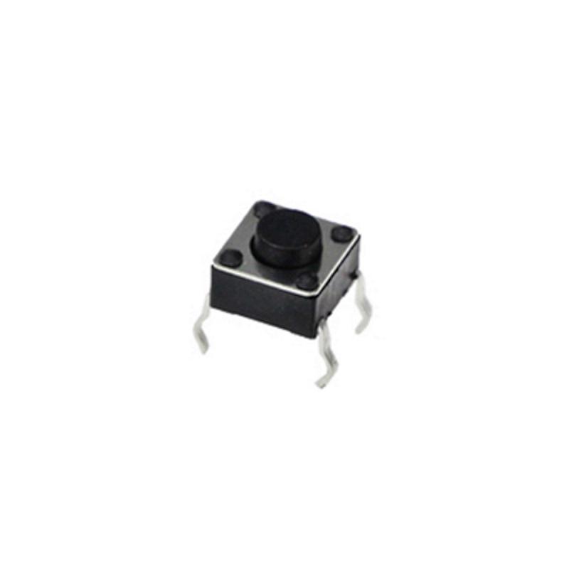 Кнопка тактовая 6х6xH5 (KLS7-TS6601-5. 0-180) TZT