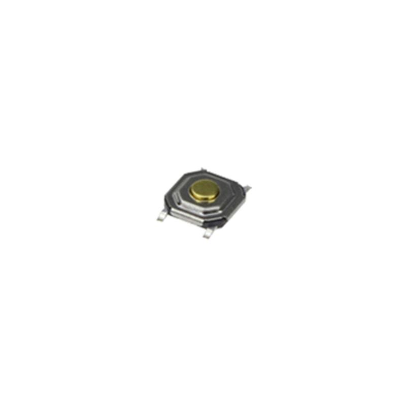 TZT Кнопка тактовая 5х5xH1.5 SMD