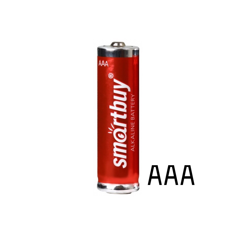 SMARTBUY Батарейка алкалиновая AAA Smartbuy