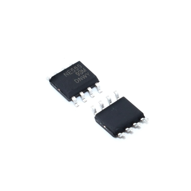 National Semiconductor Микросхема NE555 SOP-8 (прецизионный таймер)