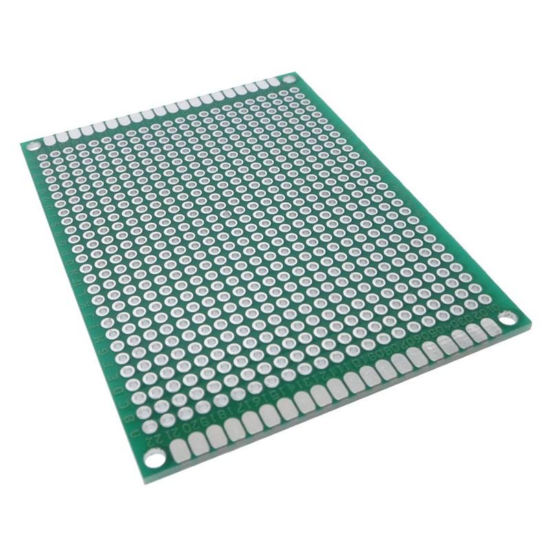 PCB Универсальная печатная плата PCB 6x8 см