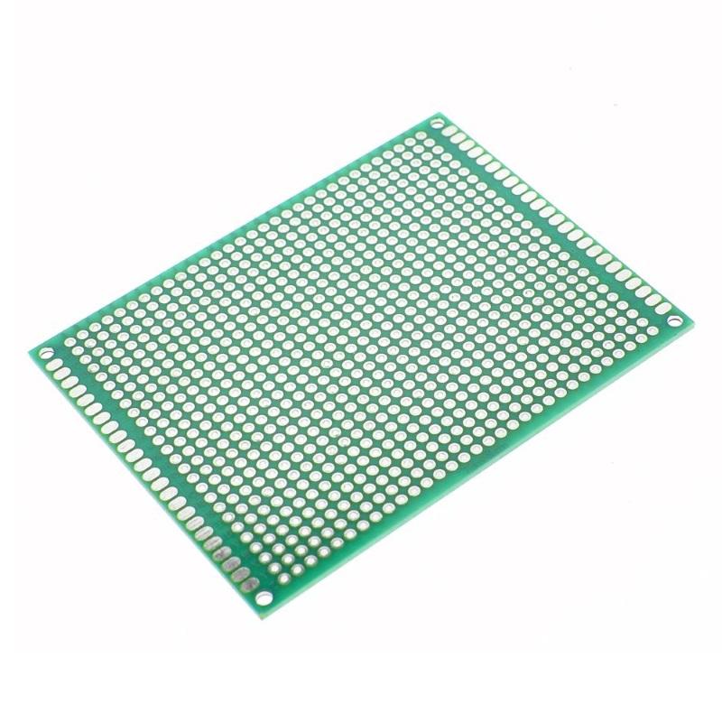 PCB Универсальная печатная плата PCB 7x9 см