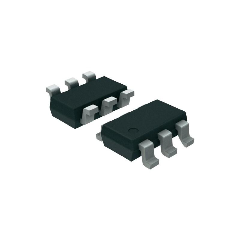 Микросхема TTP223-BA6 SOT23-6 (сенсорный выключатель) TONTEK