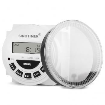 Sinotimer TM-619H-2 реле времени недельное 220 Вольт 16 Ампер