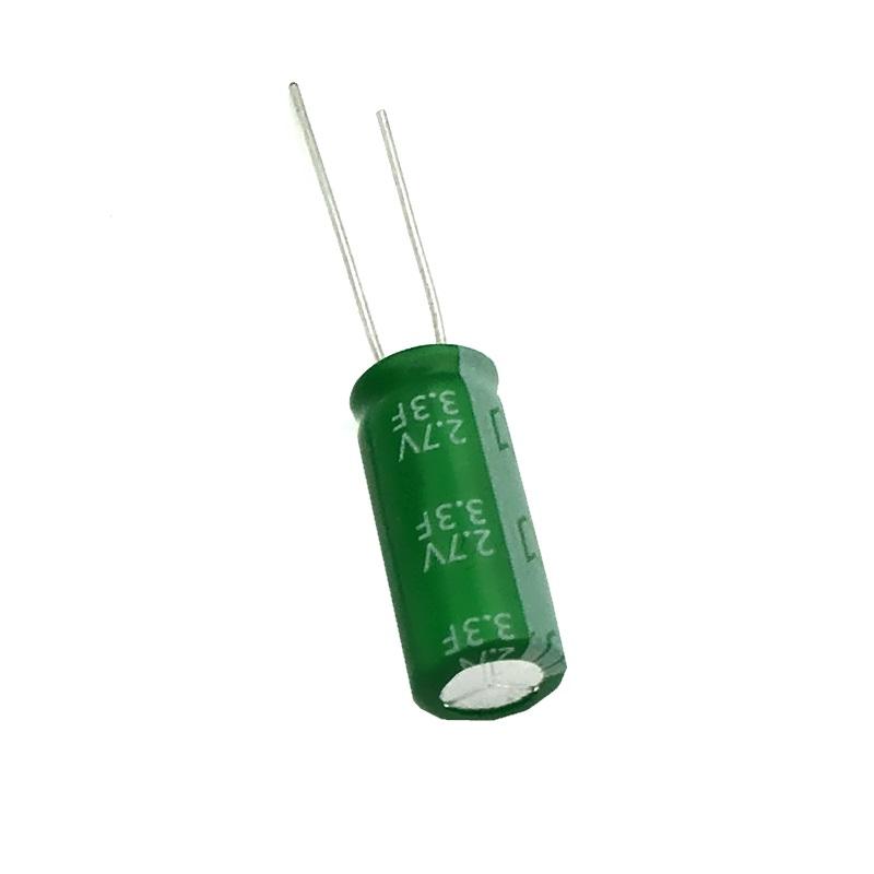 MCIGICM Супер конденсатор 3.3Ф 2.7В (электролитический)