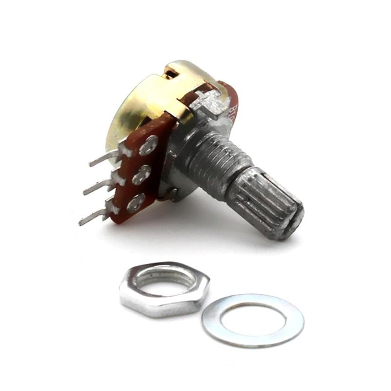 MCIGICM Переменный резистор 5 кОм (потенциометр) B5K WH148 MCIGICM