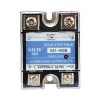 KZLTD Твердотельное реле KS1-40DD KZLTD