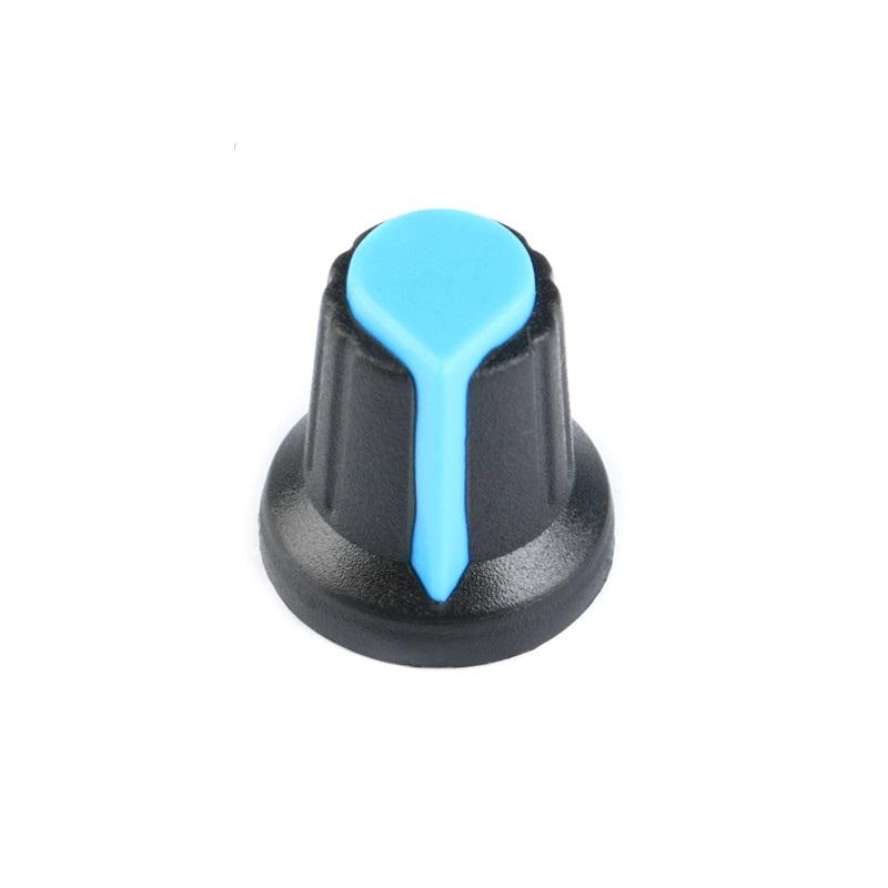 MCIGICM Колпачок AG2 синий (для переменного резистора WH148)