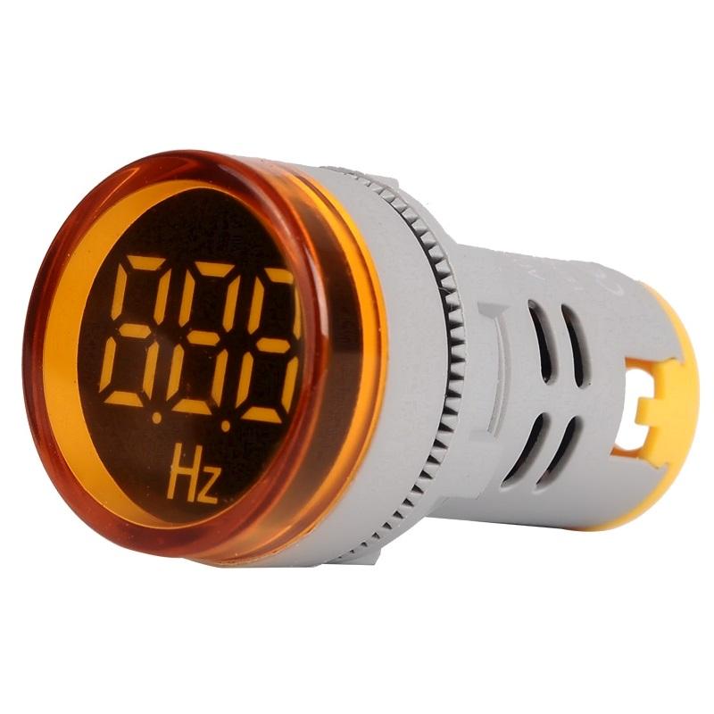 Частотомер AC 20-75Hz (AD16-22DHZ) оранжевый Sinotimer