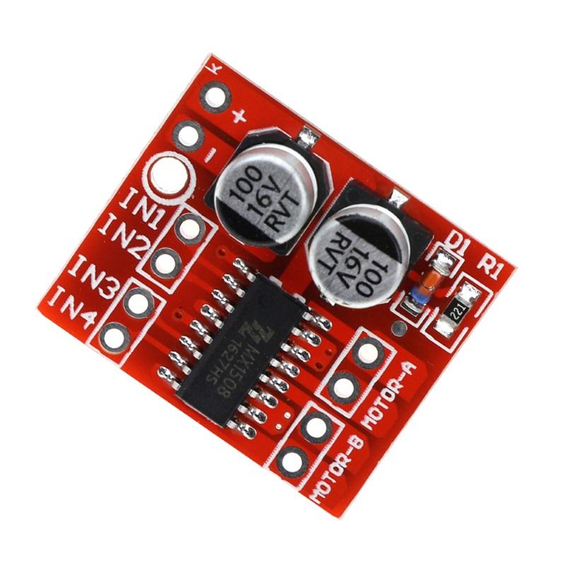 Драйвер мотора MX1508 (L298N-mini) AMS
