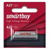SMARTBUY Батарейка алкалиновая Smartbuy A27 12V