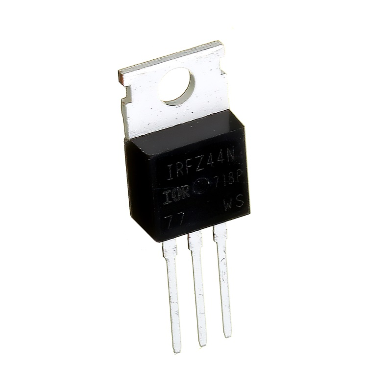IOR Транзистор IRFZ44N (MOSFET, 55V, 47A, TO-220) IOR