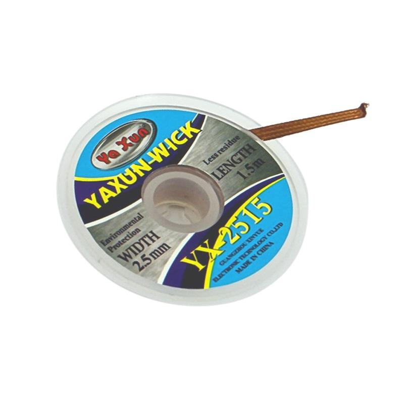Оплетка для снятия припоя YaXun YX-2515
