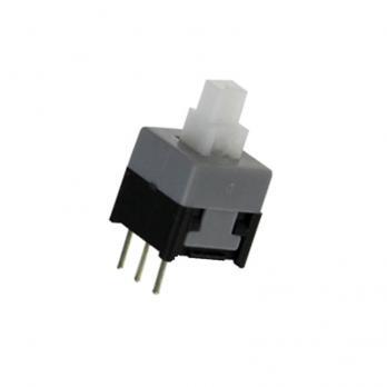 TZT Кнопка 8.5х8.5 с фиксацией (3 PIN)