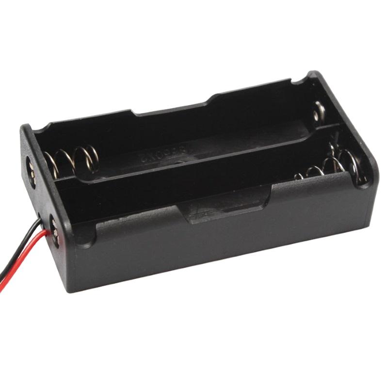 MEGA Technology Держатель для двух батарей AAA
