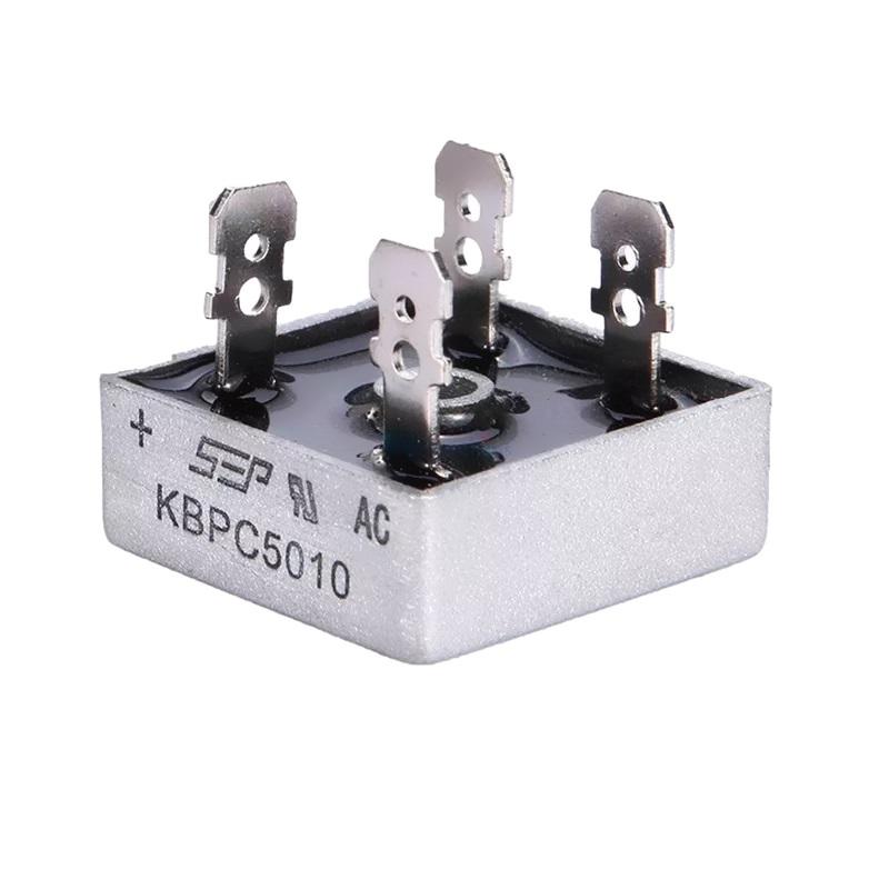 SEP Диодный мост SEP KBPC5010 (MB5010, 50A,1000V)