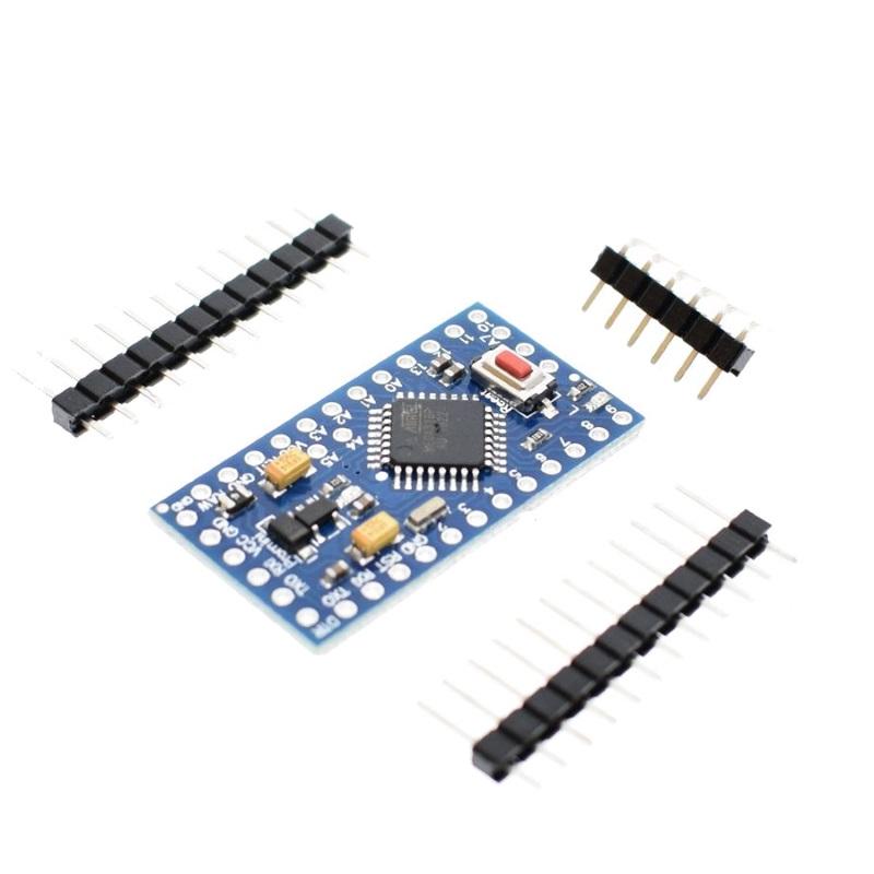 Плата ProMini Arduino compatible ATMEGA328P 16Mhz 3.3V Tenstar Robot