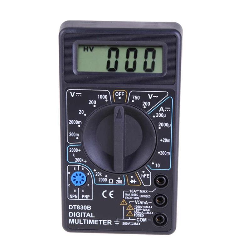 COMBO Мультиметр (тестер) цифровой DT-830B COMBO