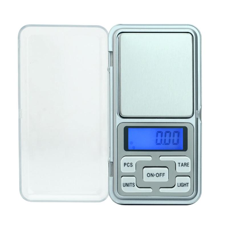 Весы карманные электронные MH-200 (0. 01-200 гр) Pocket Scale