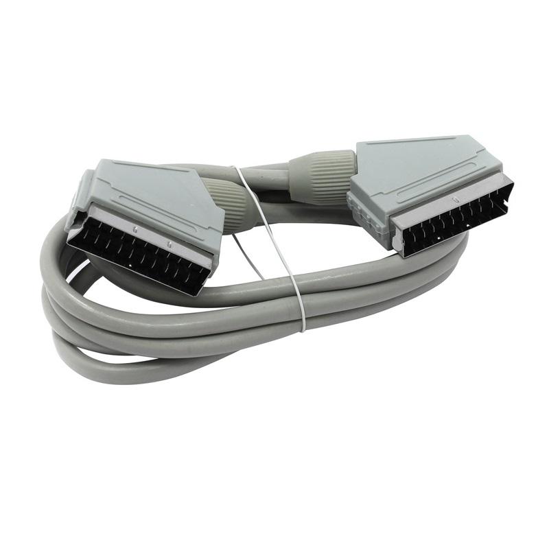 Dream Кабель SCART - SCART 1.8м серый DREAM