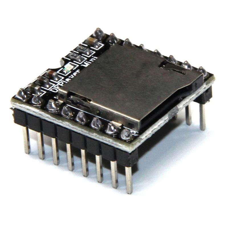 DFPlayer MP3 mini аудио модуль DFRobot