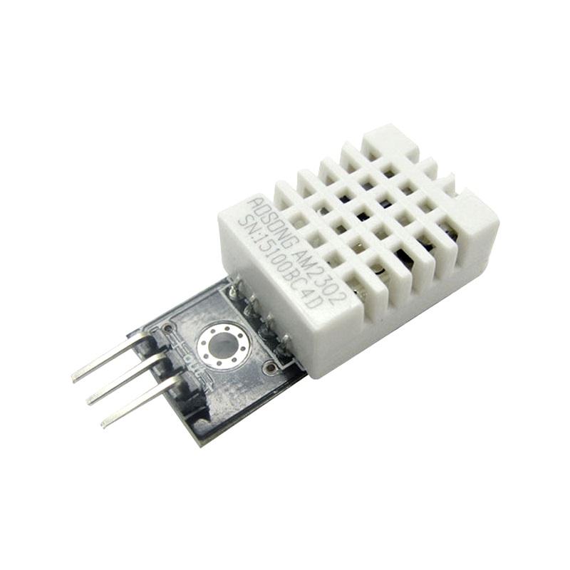 Датчик температуры и влажности DHT22 (DHT-22) модуль ASAIR