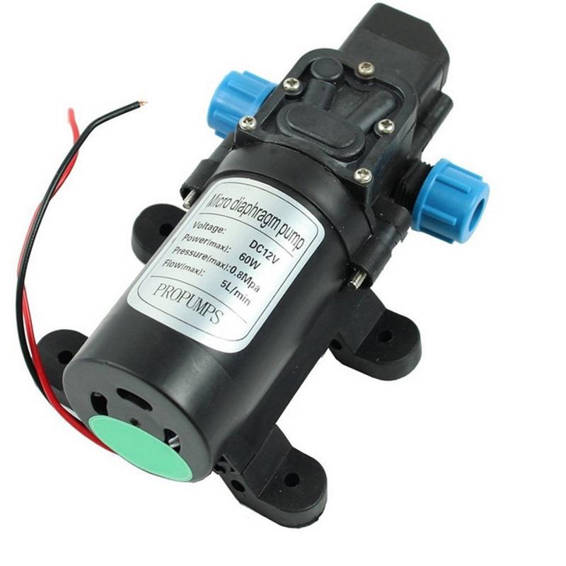 Мембранный водяной насос 12V 60W