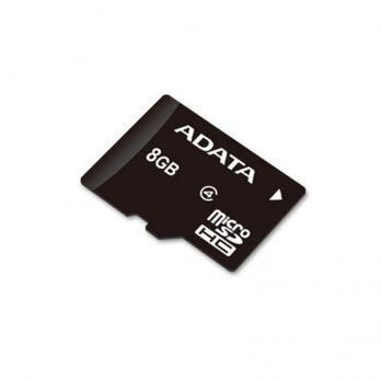 Карта памяти MicroSD 8Gb ADATA