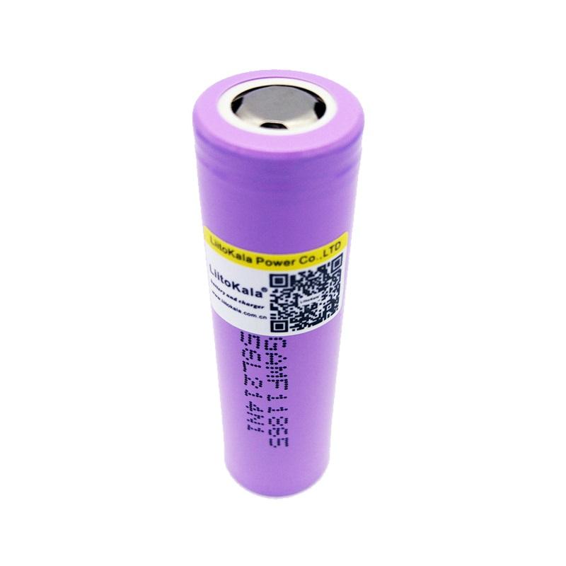 Аккумулятор 18650 LG MF1 2200 mAh (Li-Ion, ток 10А, tested LiitoKala)